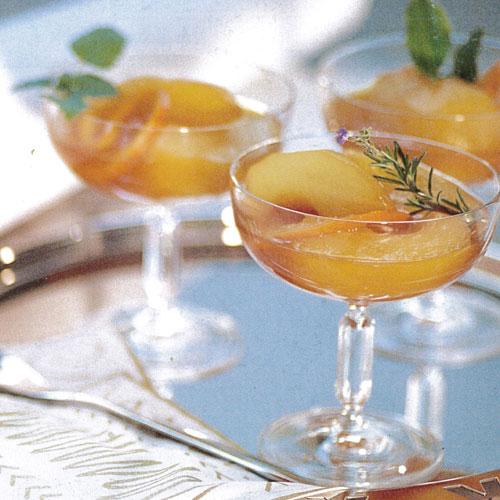 洋ナシのオレンジ煮