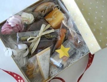 クリスマスボックスイメージ