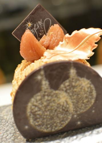 ジンジャーシロップケーキオ