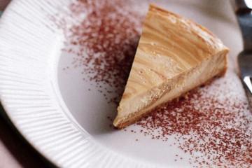 エスプレッソマーブルチーズケーキ